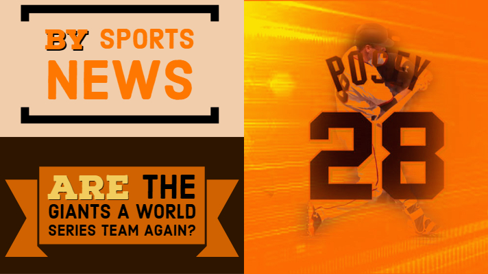 Are The Giants A World Series TeamAgain?